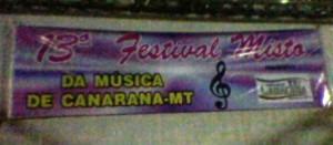 Festival - baner  16.10.13