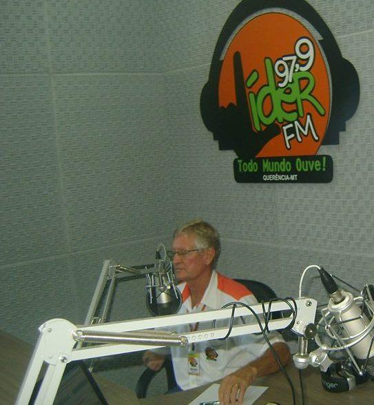 Diretor fundador da Rádio Líder de Querência morre em Porto Alegre